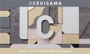 Cartel Cevisama 2019